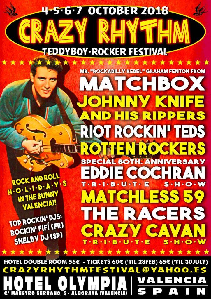Crazy Rhythm Festival
