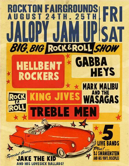 jalopy jam up rockabilly canada