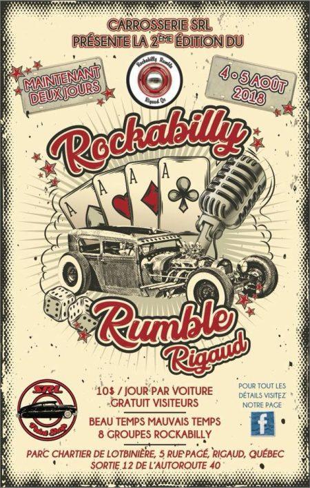 rockabilly rumble canada