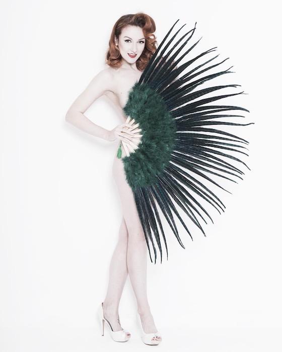 Burlesque baby magazine - pinups - rockabilly - burlesque - vintage lifestyle