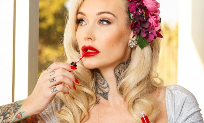 Sabina Kelley Atomic Beauty