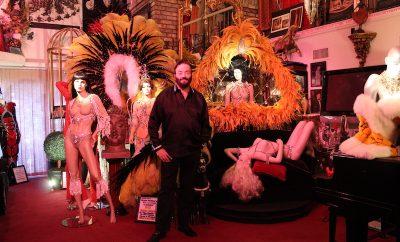 Grant Philipo Las Vegas showgirl museum