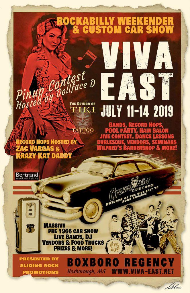 viva east 2019
