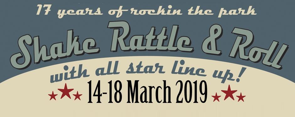 Shake rattle & roll rockabilly weekend