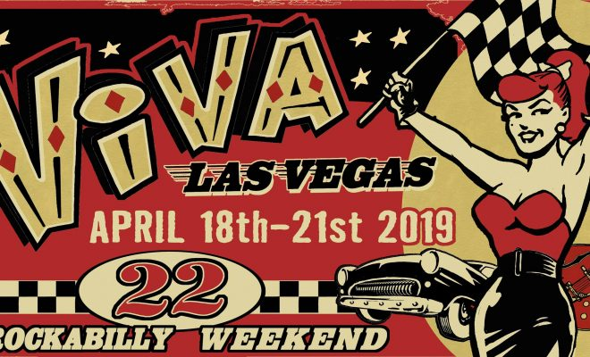 viva Las Vegas rockabilly weekend 2019