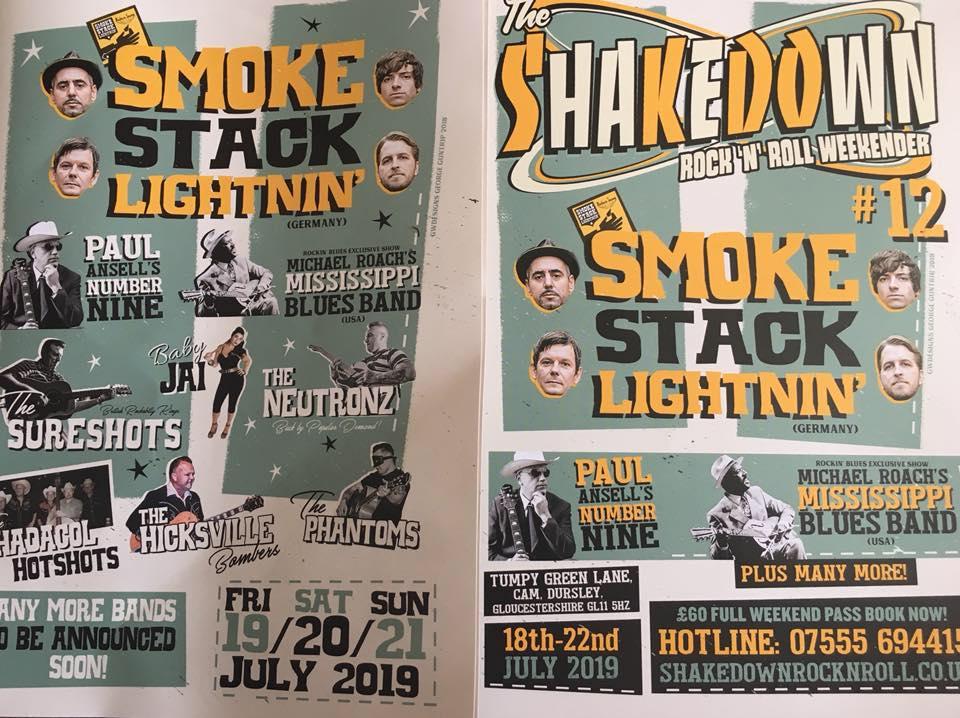 shakedown rockabilly festival 2019