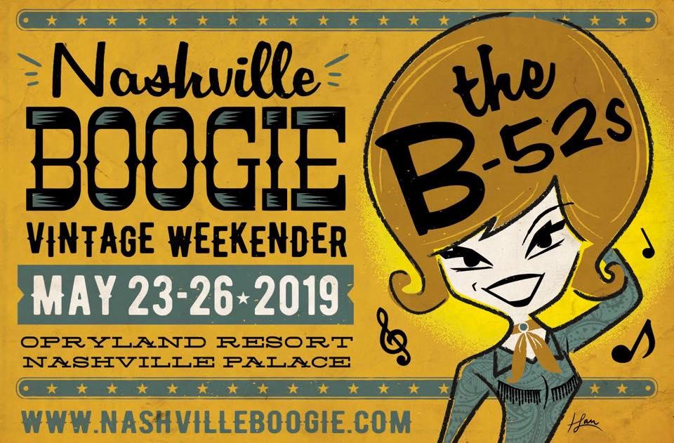 Nashville Boogie rockabilly weekender