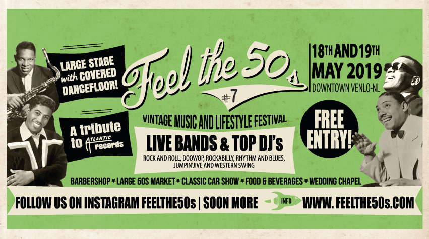 feel the 50s rockabilly weekend