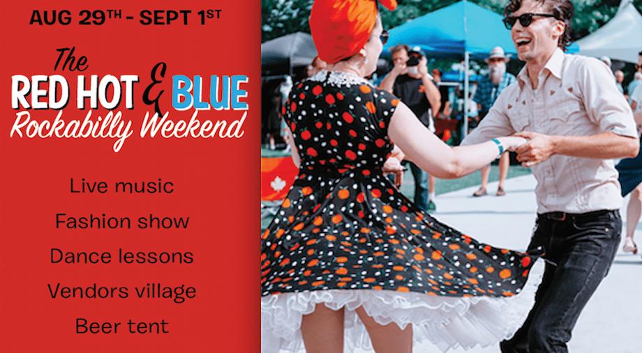 red hot blue rockabilly festival 2019