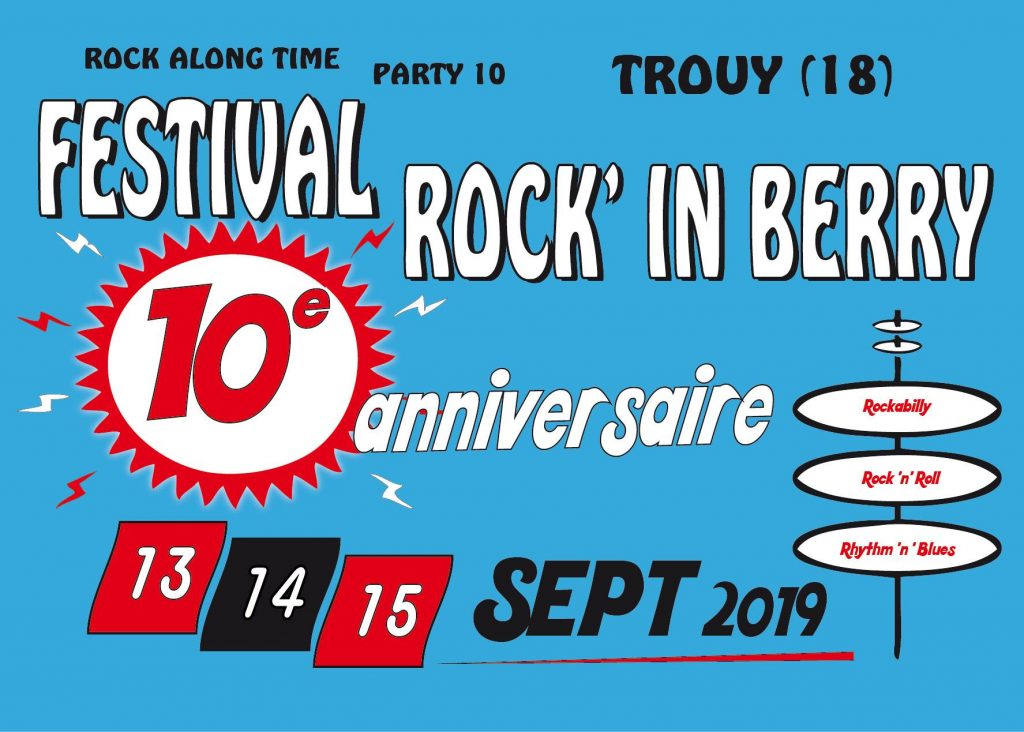 rock in berry rockabilly festival