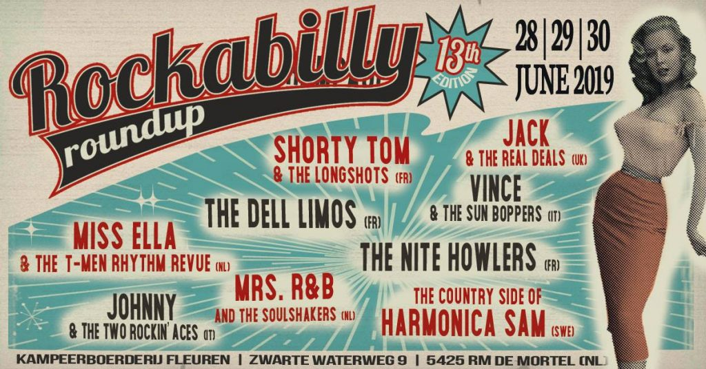 rockabilly round Netherlands