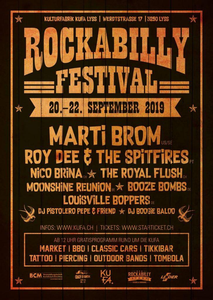 rockabilly festival Switzerland