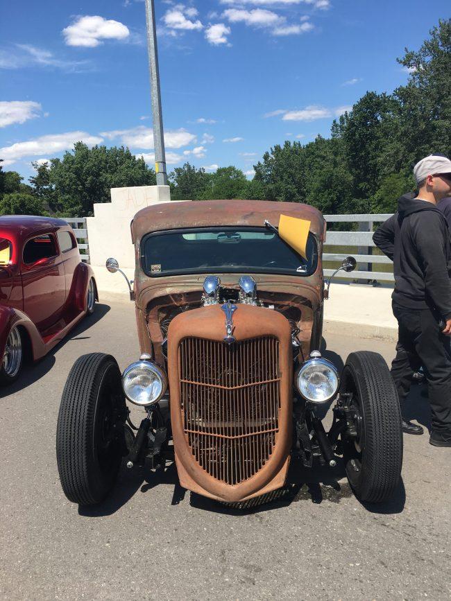 Retrofest - Hot rods - car show, retro cars, rat rods - custom cars