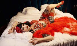 sheila wolf burlesque cabaret