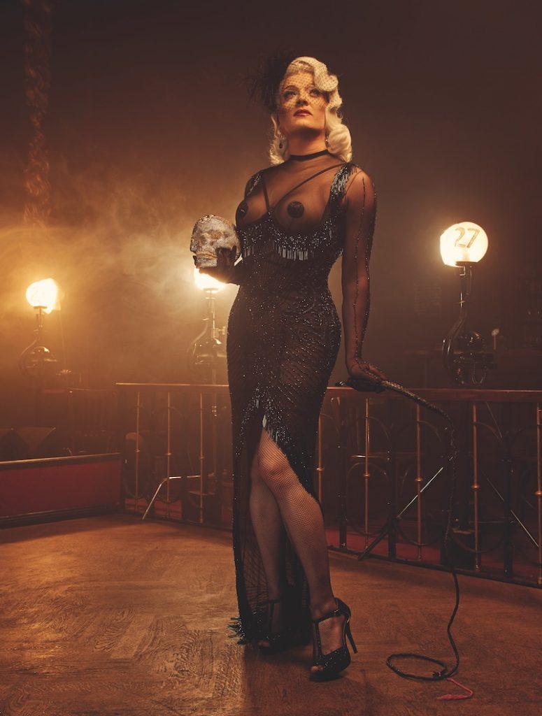 sheila wolf burlesque cabaret Berlin