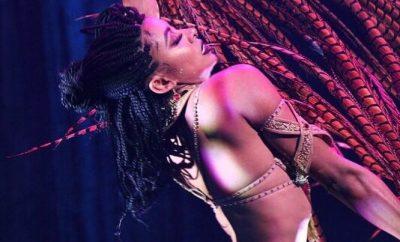 Zelia Rose burlesque
