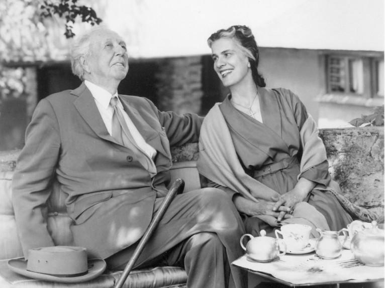 Lloyd Wright and Mamah