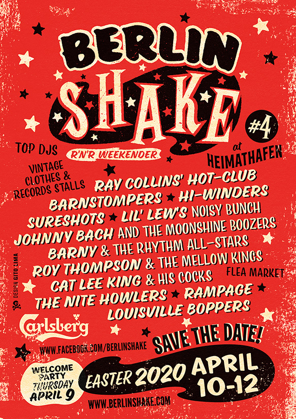 Berlin_Shake ROCKABILLY WEEKEND 2020