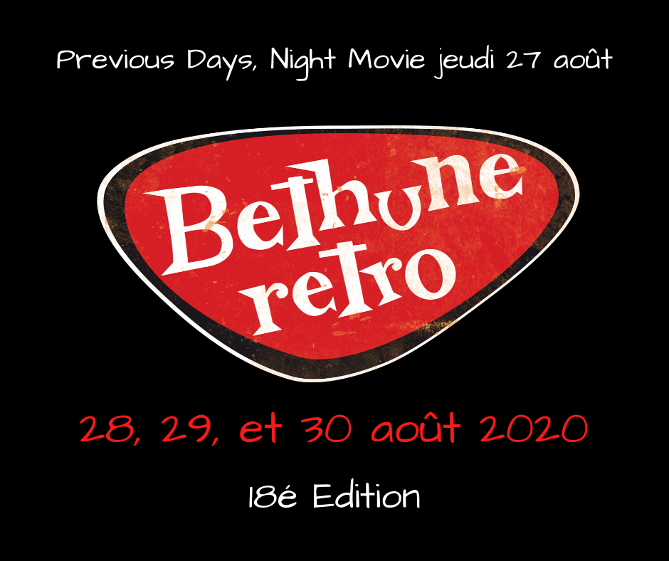 Bethune RETRO officiel