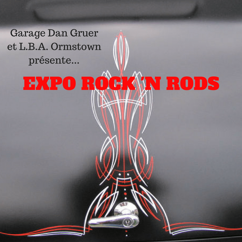Rock in Rods - Quebec Canada