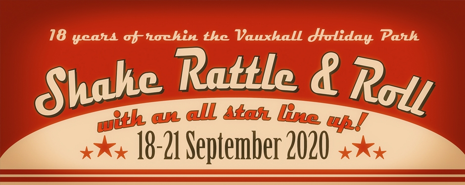 SHAKE RATTLE ROLL ROCKABILLY WEEKENDER 2020