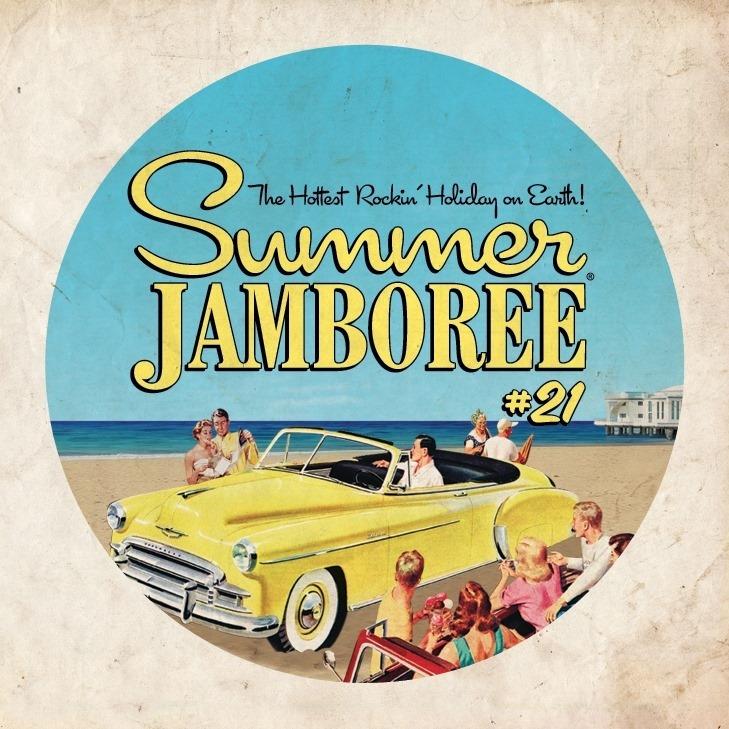 Summer Jamboree vintage weekender