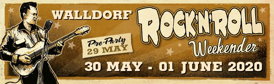 Walldorf Rock'n'Roll Weekender 2020