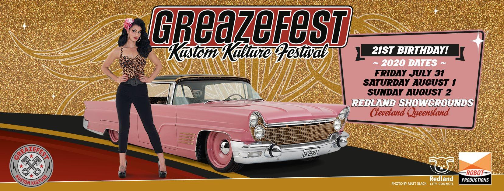 greazefest australia
