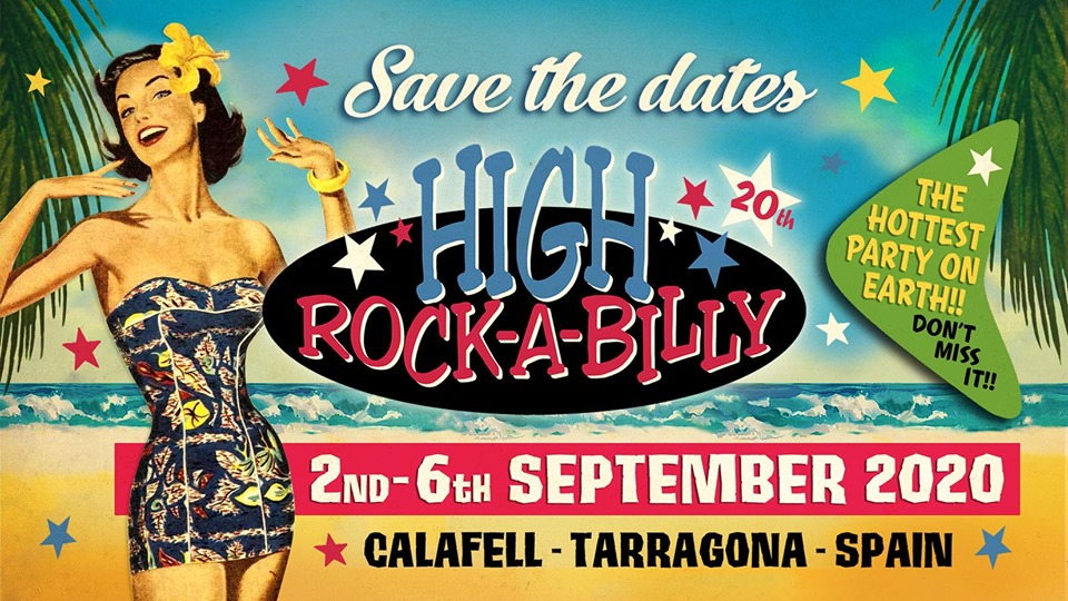 high rockabilly spain
