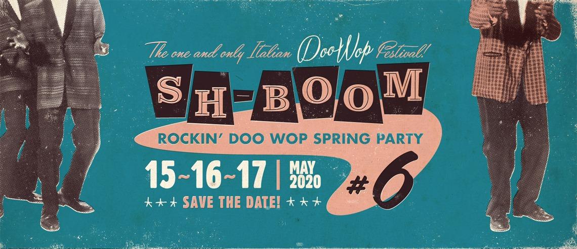 sh boom rockabilly festival 2020