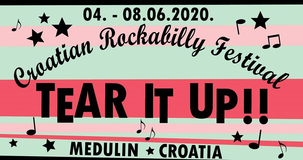 tear it up Croatia rockabilly festival 2020