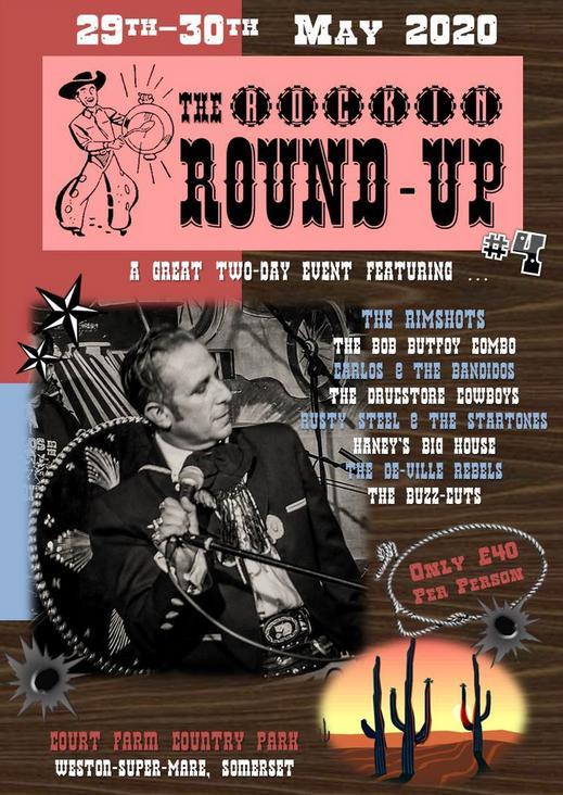 The Rockin Round-up rockabilly festival