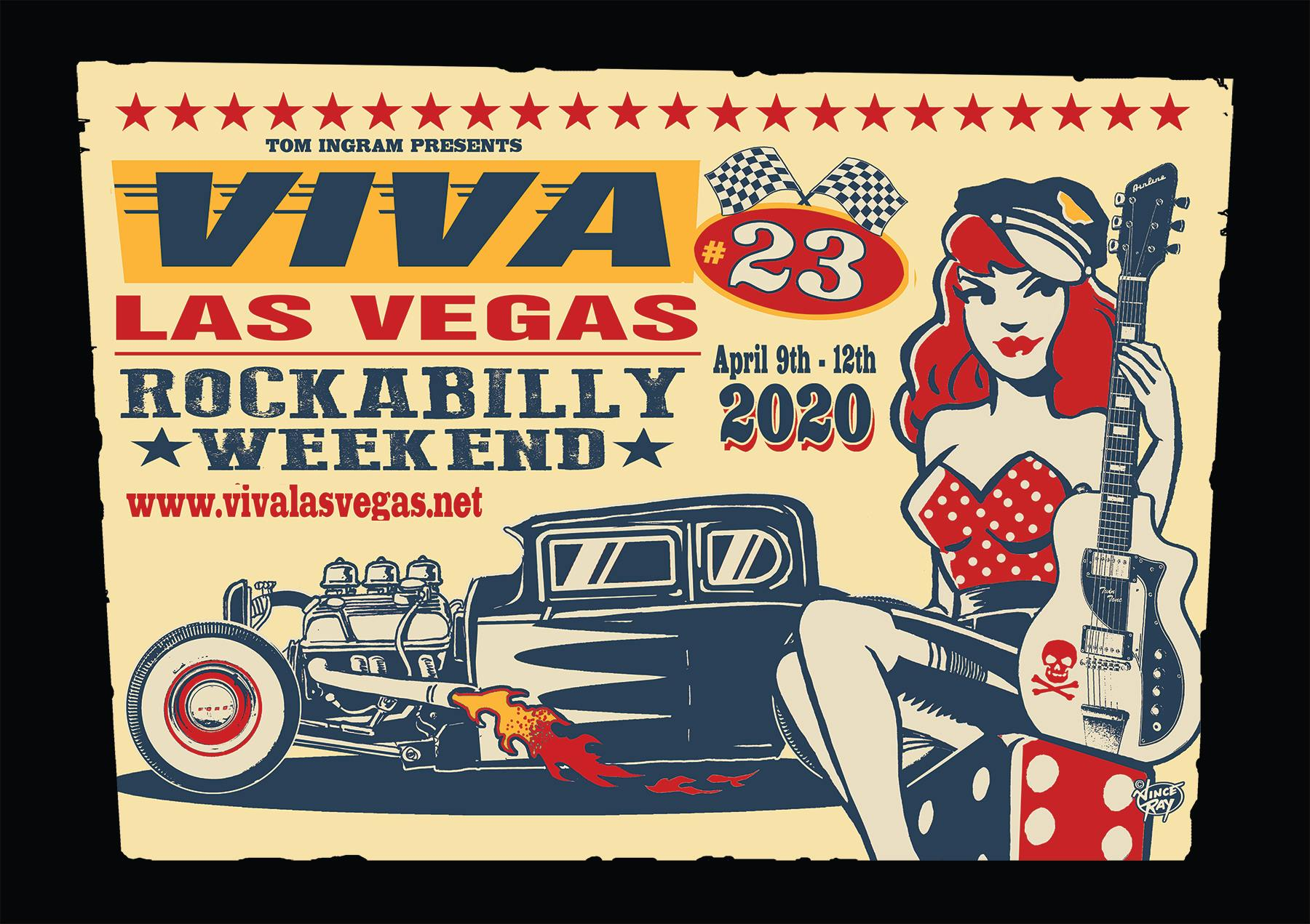 viva las vegas rockabilly weekend 2020