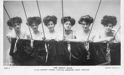 Gaiety girls