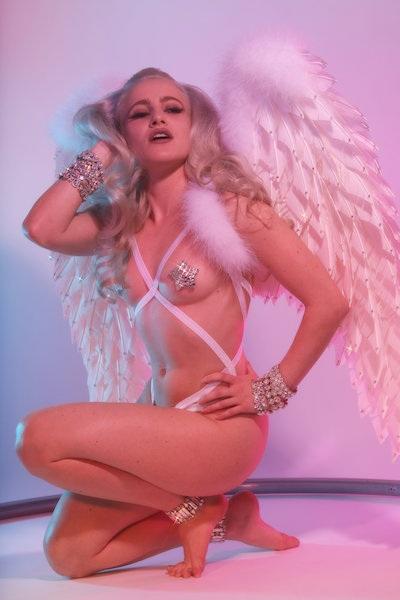 Burlesque show in Los Angeles