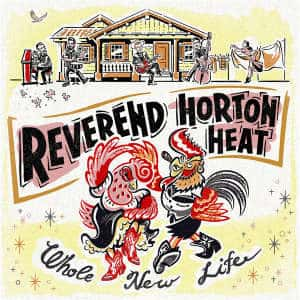 REVEREND HORNED HEAT CD