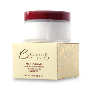 Besame night cream