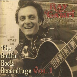Ray Campi - The Head Statesman of the UK Rockabilly cat culture